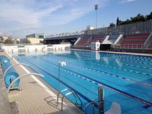 Δημοτικό κολυμβητήριο - Τούμπα