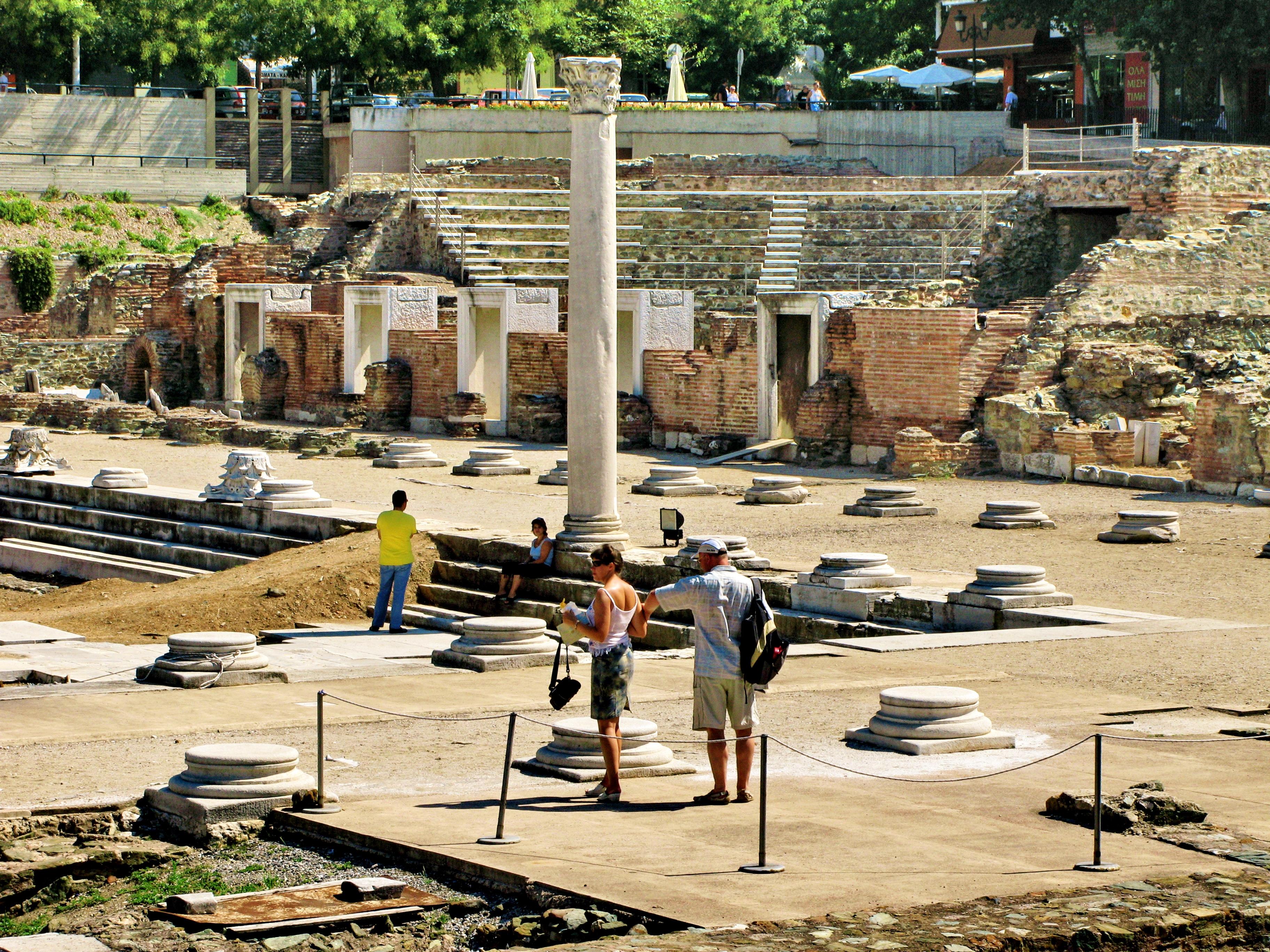 Ρωμαική Αγορά