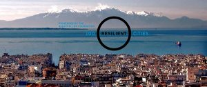 100 Resilient cities - Thessaloniki
