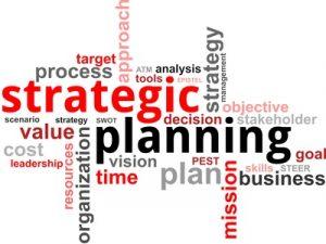 Στρατηγικός σχεδιασμός 2014 - 2019