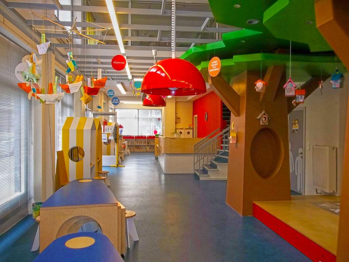 Πρόγραμμα Απριλίου για παιδιά στην παιδική βιβλιοθήκη Ορέστου