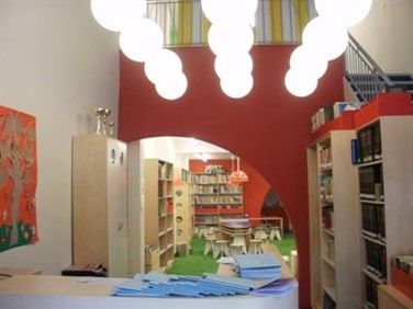 Παιδική Δημοτική Βιβλιοθήκη Ξηροκρήνης