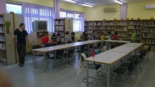 Πρότυπη Σχολική Δημοτική Βιβλιοθήκη