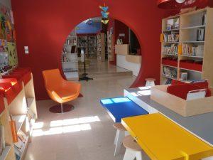 Δημοτική Βιβλιοθήκη Χαριλάου