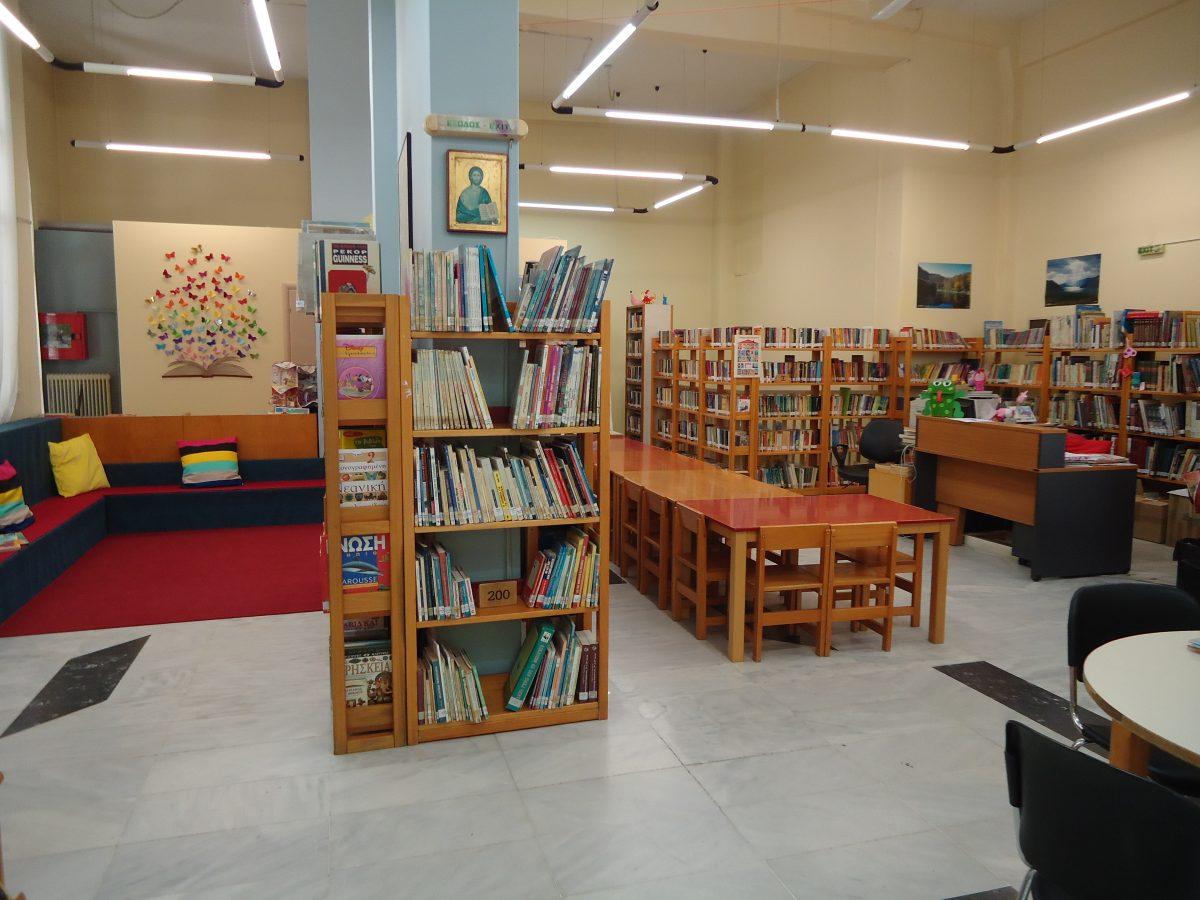 Πρόγραμμα δράσεων Απριλίου 2019 στην παιδική Βιβλιοθήκη Δελφών