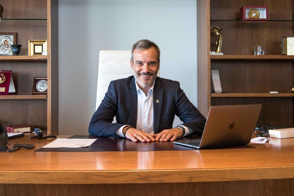 Κ. Ζέρβας - Δήμαρχος Θεσσαλονίκης